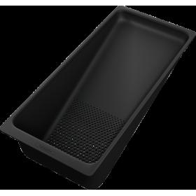 Багатофункціональний коландер Hansgrohe F14 40963000 чорний