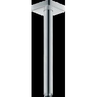 Держатель душа hansgrohe потолочный E 30 см, хром 27388000