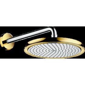Верхний душ hansgrohe Raindance Classic 240 1jet с держателем 27424090