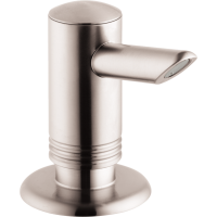 Диспенсер для жидкого мыла hansgrohe 40418800