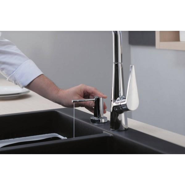 фото - Диспенсер для жидкого мыла hansgrohe A51 40448800