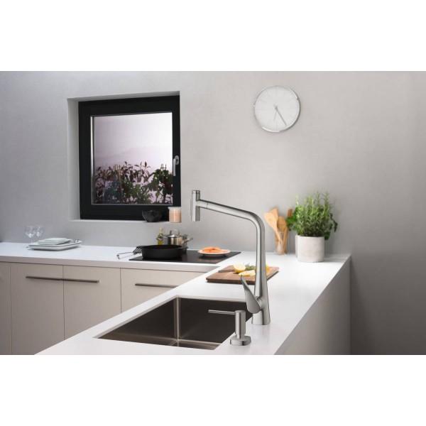 фото - Диспенсер для жидкого мыла hansgrohe A71 40468800