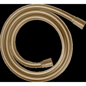 Душевой шланг hansgrohe Isiflex 160 cm, бронза матовый 28276140
