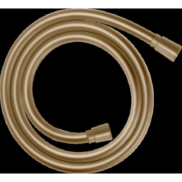 фото - Душевой шланг hansgrohe Isiflex 160 cm, бронза матовый 28276140