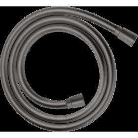Душевой шланг hansgrohe Isiflex 160 cm, матовый черный хром 28276340