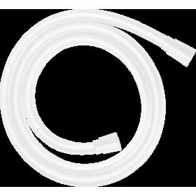Душевой шланг hansgrohe Isiflex 160 cm, белый матовый 28276700