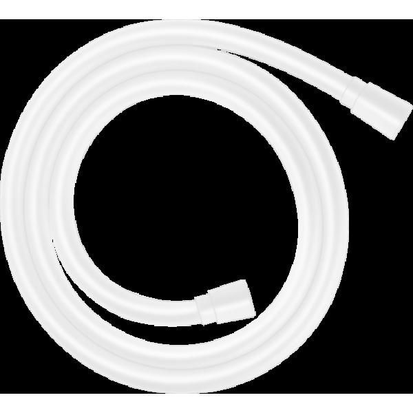 фото - Душевой шланг hansgrohe Isiflex 160 cm, белый матовый 28276700