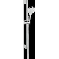 Душевой набор hansgrohe Crometta 1jet EcoSmart со штангой 26535400