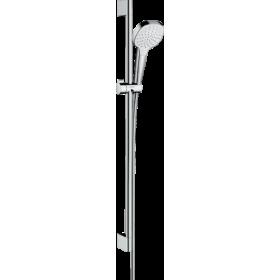 Душевой набор hansgrohe Croma Select E 1jet со штангой 26594400
