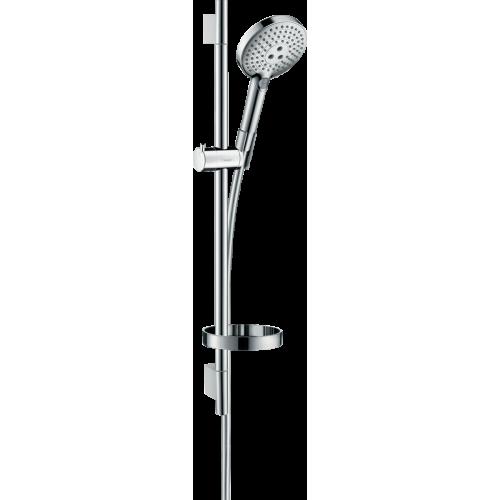 фото - Набор смесителей для душа 3 в 1 hansgrohe Talis E 71760112 (71710000, 71760000, 26630000)
