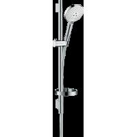Душевой набор hansgrohe Raindance Select S 120 3jet EcoSmart с душевой штангой и мыльницей 26632400