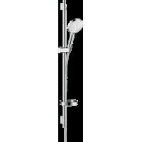 Душевой набор hansgrohe Raindance Select S 120 3jet EcoSmart с душевой штангой и мыльницей 26633400