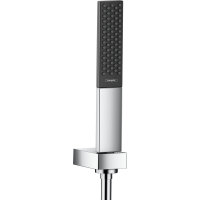 Душевой набор hansgrohe Rainfinity 100 1jet с душевым шлангом 125 см 26857000