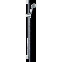 Душевой набор hansgrohe Crometta 85 со штангой 27651000