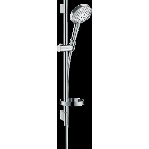 фото - Душевой набор hansgrohe Raindance Select S 120 3jet P 27654000