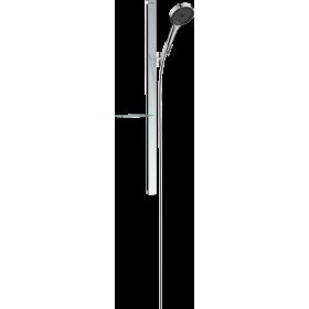 Душовий набір hansgrohe Rainfinity 130 3jet з душовою стійкою 90 см і мильницею 27671000