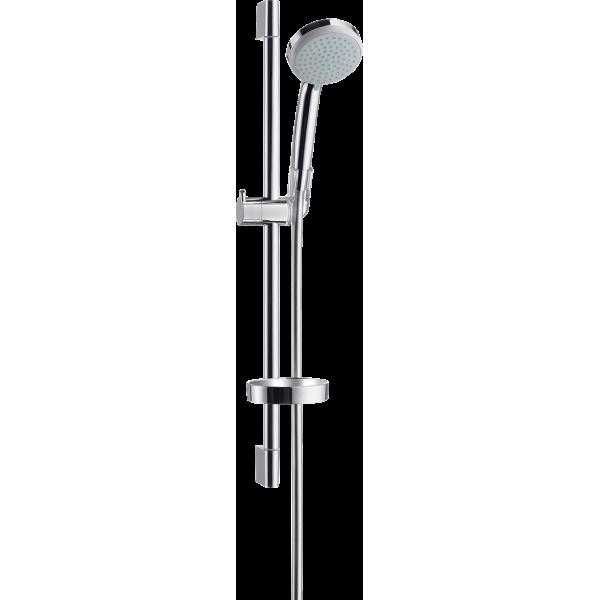 фото - Набор смесителей для ванны 3 в 1 hansgrohe Logis 71400111 (71100000, 27772000, 71400000)