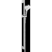 Душевой набор hansgrohe Crometta Vario 27813400 с термостатом Ecostat 1001 CL и душевой штангой 90 см 27813400