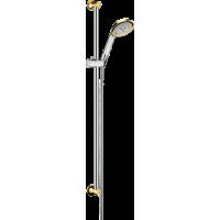 Душевой набор hansgrohe Raindance Classic 100 3jet с душевой штангой 90 см 27841090