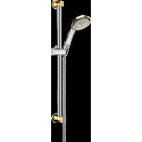 Душевой набор hansgrohe Raindance Classic 100 3jet с душевой штангой 65 см 27843090