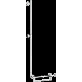 Штанга для душа hansgrohe Unica 110 см, левостороняя 26403400