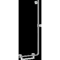 Штанга для душа hansgrohe Unica 110 см, правосторонняя 26404400