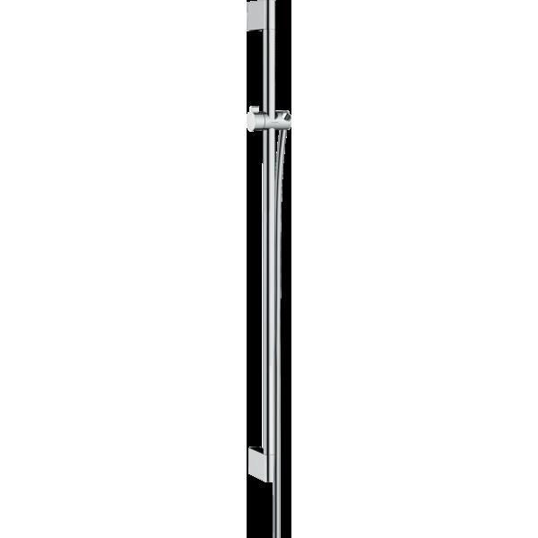 фото - Штанга для душа hansgrohe Unica 90 см, со шлангом 26504000