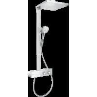 Душова система hansgrohe Raindance E  Showerpipe 350 1jet з душовою штангою 27362000