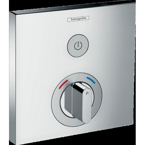 фото - Змішувач hansgrohe ShowerSelect для 1 споживача 15767000