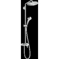 Душевая система hansgrohe Croma Select S Showerpipe 280 1jet 26791000
