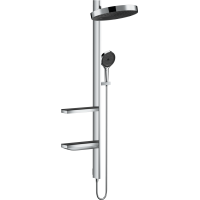 Душевая система hansgrohe Rainfinity Showerpipe 360 1jet 26842000