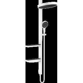 Душова система hansgrohe Rainfinity Showerpipe 360 1jet 26842700