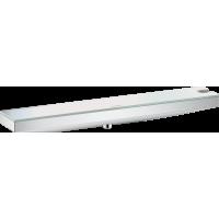 Шланговое подсоединение hansgrohe Porter 500 Rainfinity с держателем для душа и полкой для душа R 26858000