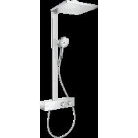 Душова система hansgrohe Raindance E  Showerpipe 350 1jet з душовою штангою 27361000