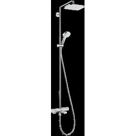 Душова система hansgrohe Croma E Showerpipe 280 1jet 27687000