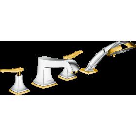 Смеситель hansgrohe Metropol Classic на борт ванны 31441090