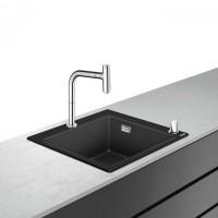 Кухонный комплект hansgrohe C51-F450-06, хром 43217000