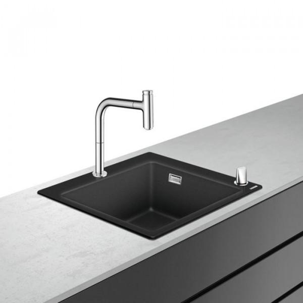 фото - Кухонный комплект hansgrohe C51-F450-06, хром 43217000
