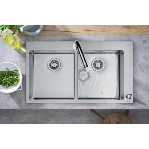 фото - Кухонний комплект hansgrohe C71 C71-F765-10 43203800