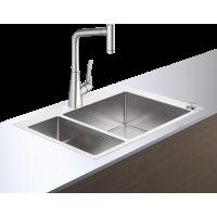 Кухонный комплект hansgrohe C71 C71-F655-04 43210800