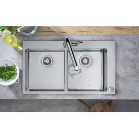 Мойка для кухни hansgrohe C71 C71-F765-05 43211000