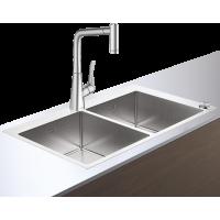 Кухонный комплект hansgrohe C71 C71-F765-05 43211800