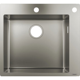 Мийка для кухні hansgrohe S71 S712-F450 43305800