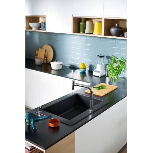 фото - Мойка для кухни hansgrohe S51 S510-F660 43313290