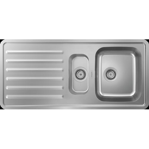 фото - Мойка для кухни hansgrohe S41 S4111-F540 43342800