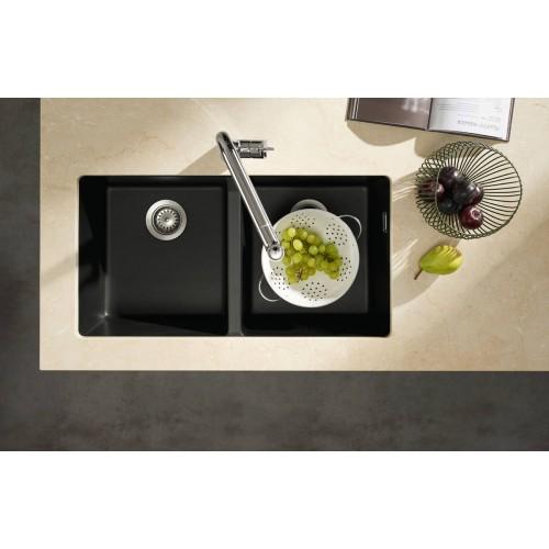 фото - Мойка для кухни hansgrohe S51 S510-U770 43434290 серый камень