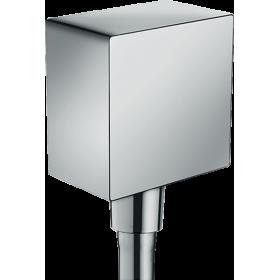 Шлангове з'єднання з клапаном зворотнього потоку hansgrohe Fixfit 26455000