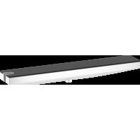 Шланговое подсоединение hansgrohe Porter 500 Rainfinity с держателем для душа и полкой для душа 26843700