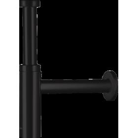 Сифон для раковины hansgrohe, черный матовый 52105670