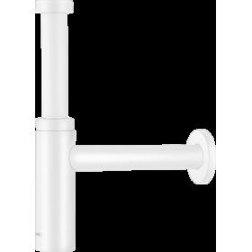 Сифон для раковины hansgrohe, белый матовый 52105700